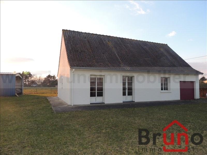 Venta  casa Le crotoy 246500€ - Fotografía 1