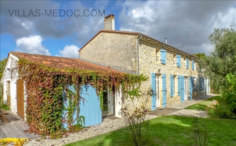 Sale house / villa Queyrac 414 000€ - Picture 4