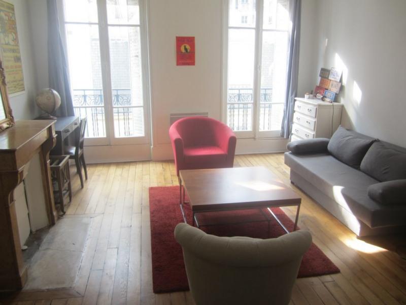 Sale apartment Paris 11ème 355700€ - Picture 1