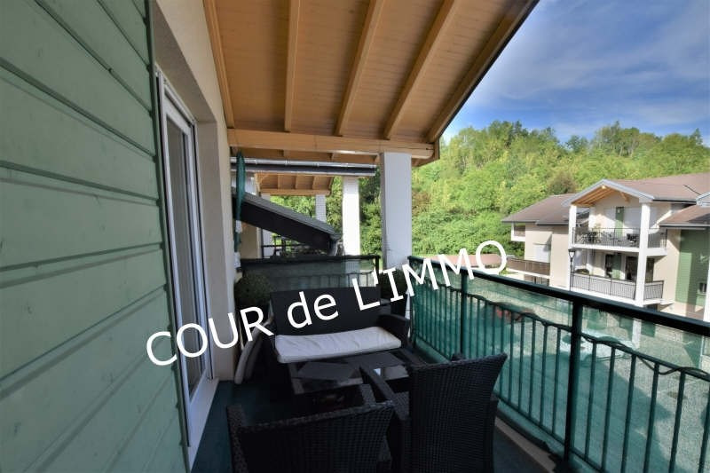 Vente appartement Bonne 275000€ - Photo 1