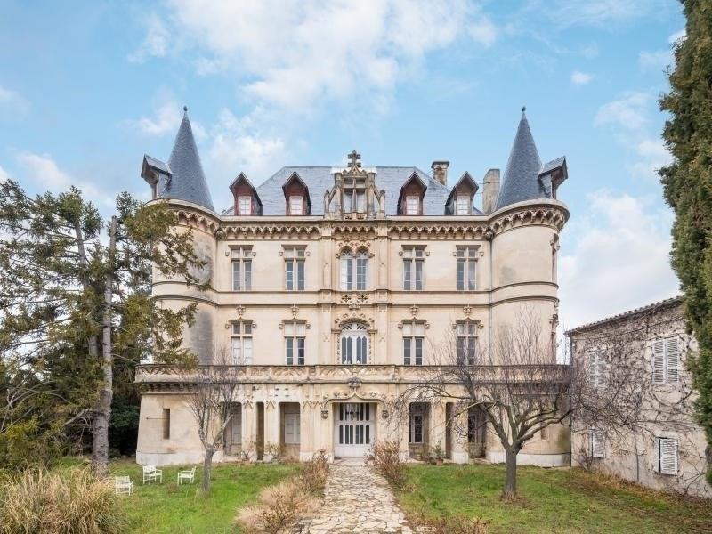 Deluxe sale chateau St remy de provence 1980000€ - Picture 1