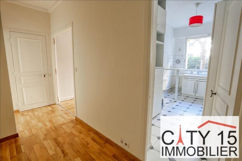 Venta  apartamento Paris 15ème 598000€ - Fotografía 8