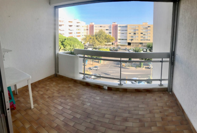Sale apartment Carnon plage 90000€ - Picture 1