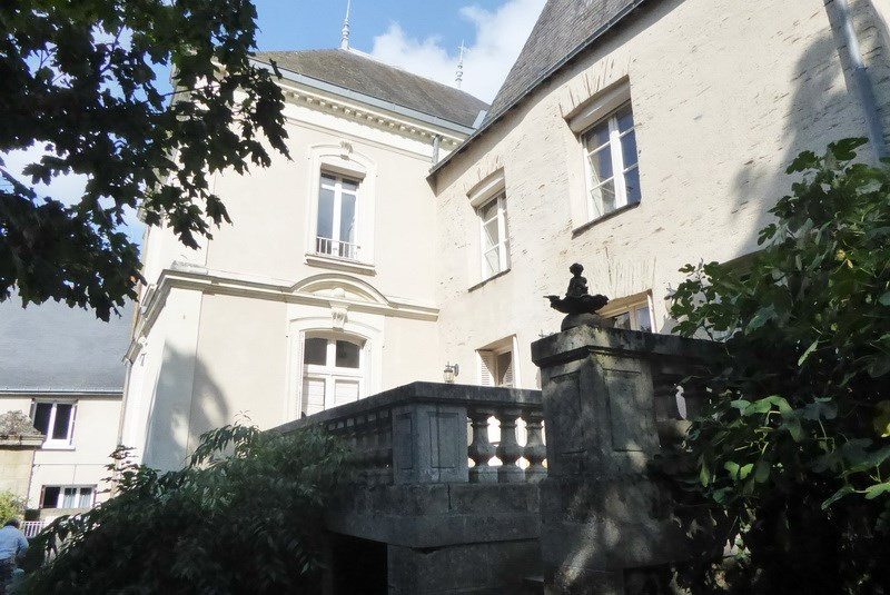 Deluxe sale house / villa Angers 40 mn nord-ouest 505 000€ - Picture 1