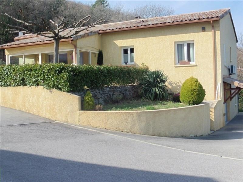 Sale house / villa Saint pierre de boeuf 345000€ - Picture 1