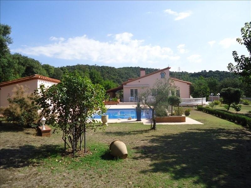 Deluxe sale house / villa Reynes 720000€ - Picture 2