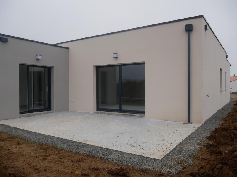 Vente maison / villa St vincent sur jard 239200€ - Photo 5