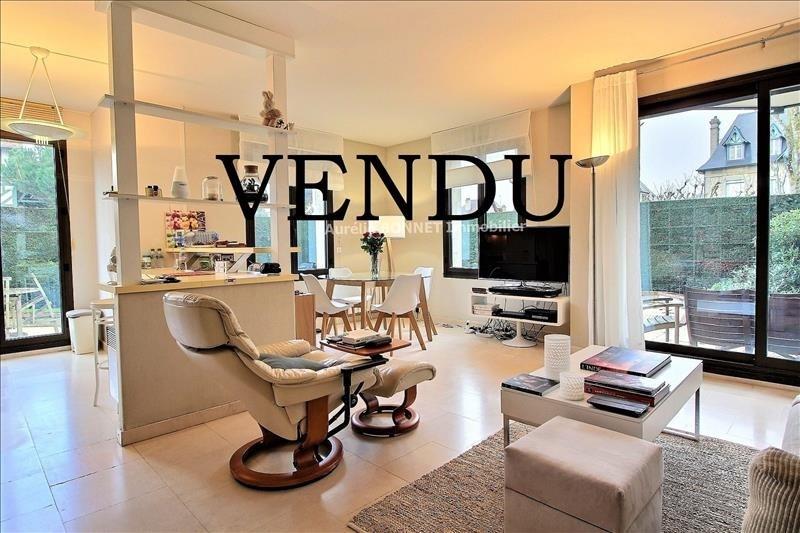 Vente appartement Deauville 392200€ - Photo 1