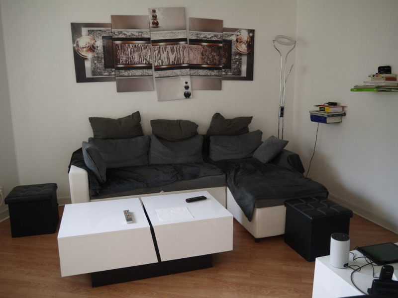 Life annuity apartment Jarrie 27 500€ - Picture 1