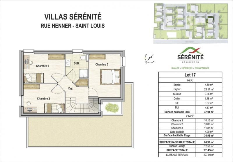 Sale house / villa St louis 335 000€ - Picture 3