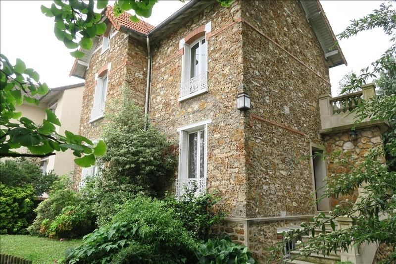 Vente de prestige maison / villa Verrieres le buisson 1015000€ - Photo 1