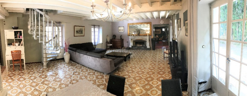 Vente maison / villa Jonage 525000€ - Photo 4