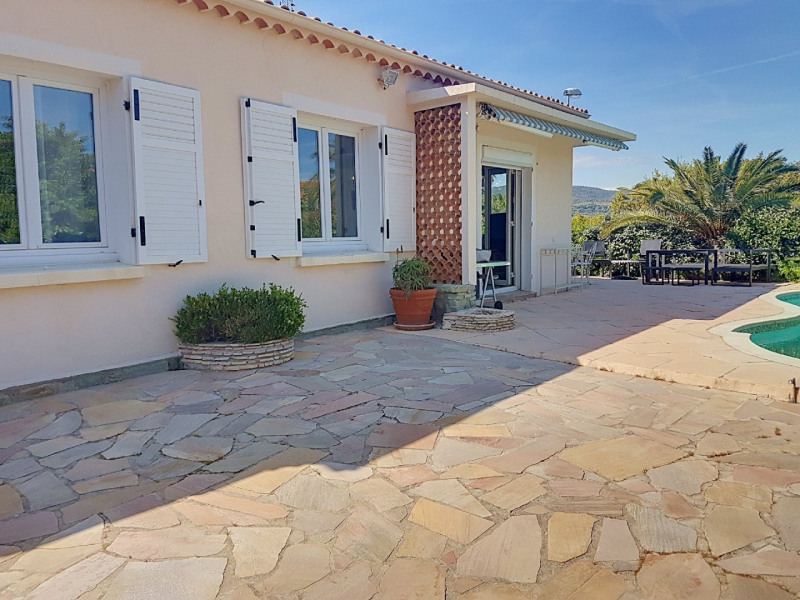 Vacation rental house / villa Ste maxime 1875€ - Picture 5