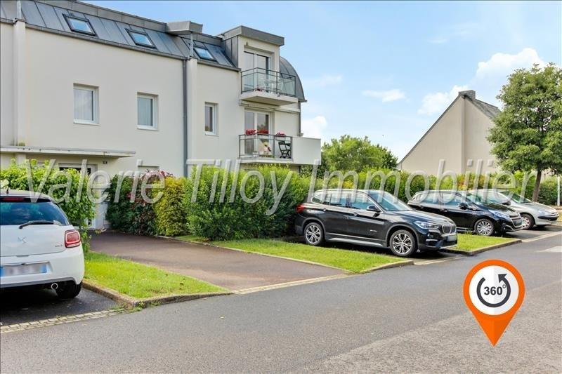 Sale apartment Bruz 139000€ - Picture 2