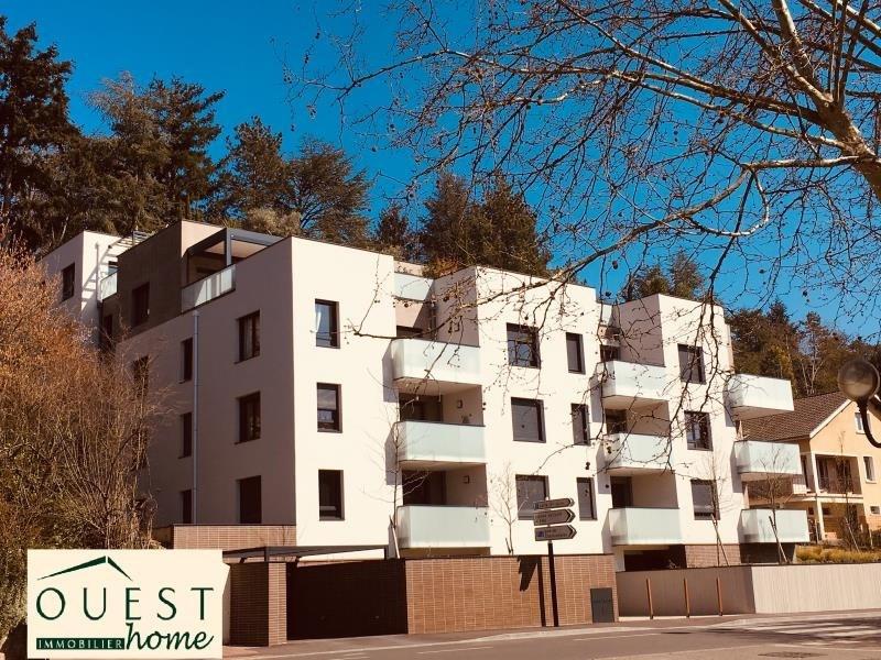 Vente de prestige appartement Charbonnieres les bains 397000€ - Photo 8