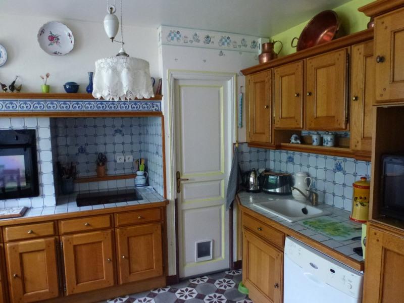 Venta  casa Crevecoeur le grand 243000€ - Fotografía 4
