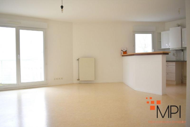 Vente appartement Mordelles 137020€ - Photo 2