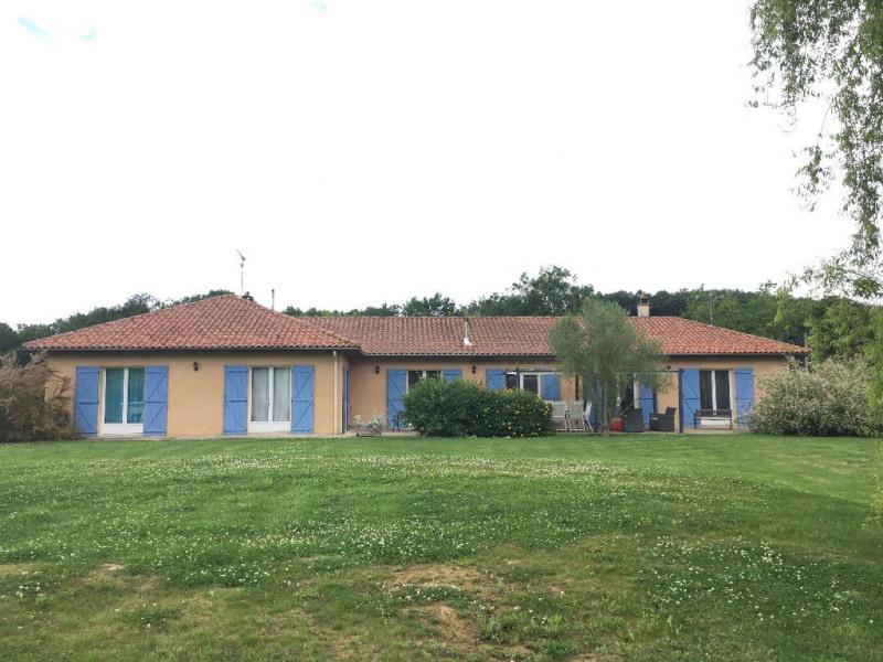 Vente maison / villa Riscle 215000€ - Photo 1