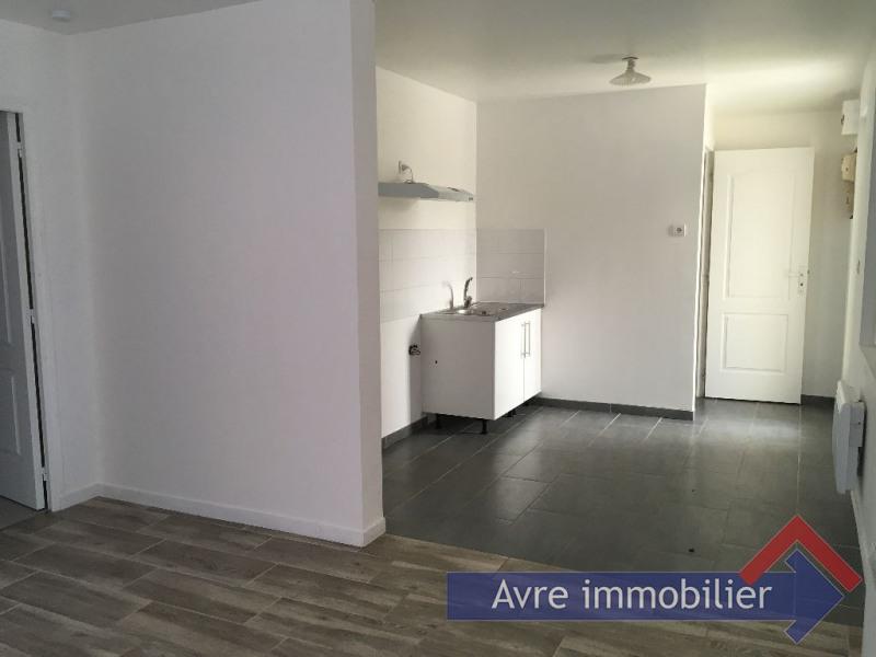 Rental apartment Verneuil d'avre et d'iton 395€ CC - Picture 1