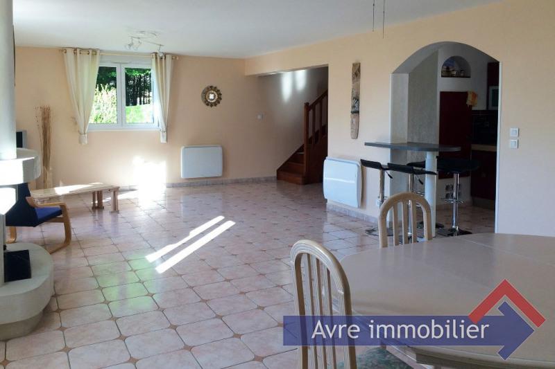 Sale house / villa Verneuil d'avre et d'iton 243000€ - Picture 3