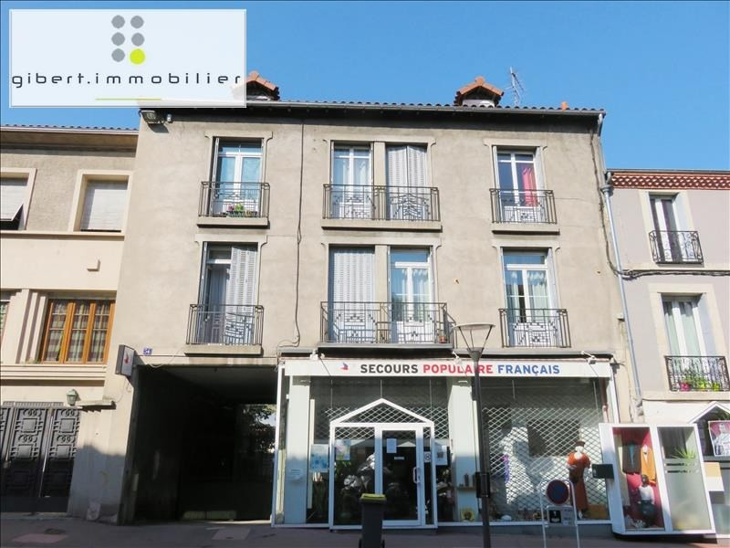 Sale apartment Le puy en velay 43 600€ - Picture 2