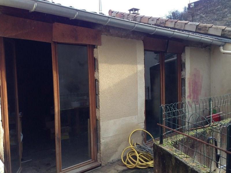 Sale house / villa Ponsas 110000€ - Picture 5