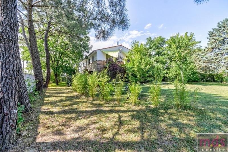 Deluxe sale house / villa Castelmaurou 569000€ - Picture 1