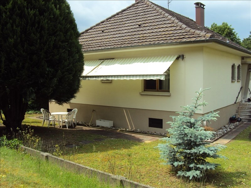 Vente maison / villa Mulhouse 329 000€ - Photo 3