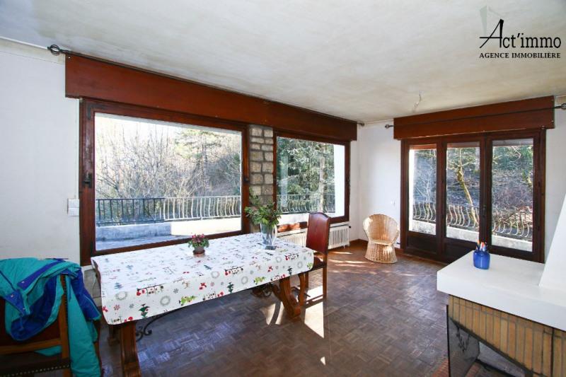 Vente maison / villa Seyssinet pariset 420000€ - Photo 2