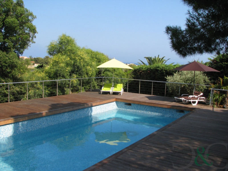 Deluxe sale house / villa Bormes les mimosas 1260000€ - Picture 3