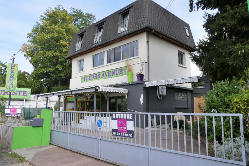 Sale building Montlucon 129000€ - Picture 1