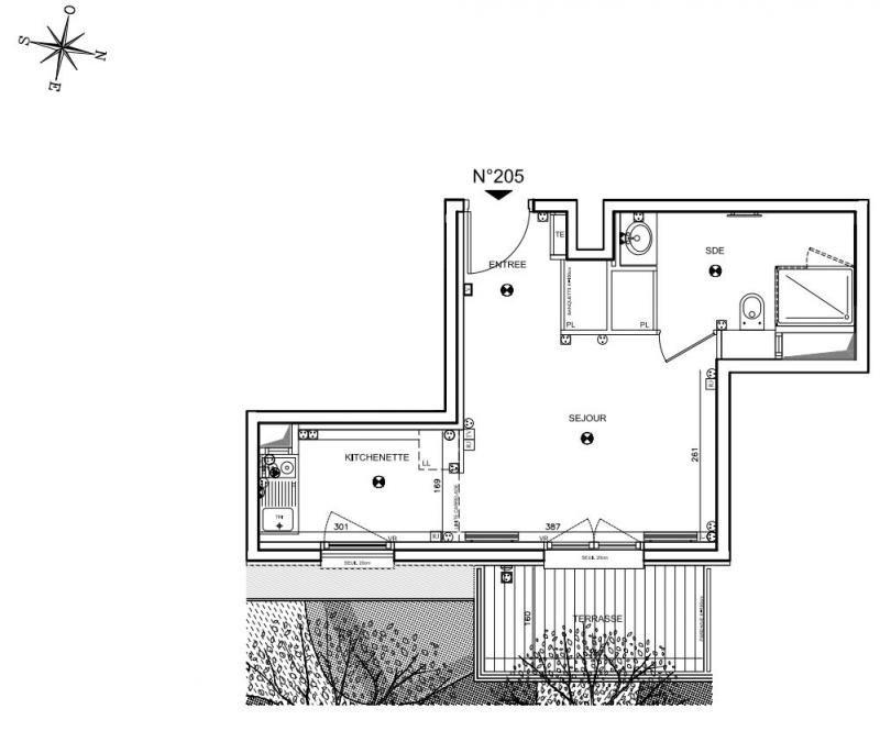 Vente de prestige appartement Boulogne billancourt 322000€ - Photo 2