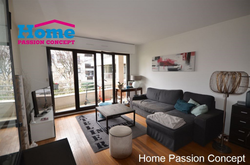 Sale apartment Suresnes 650000€ - Picture 3