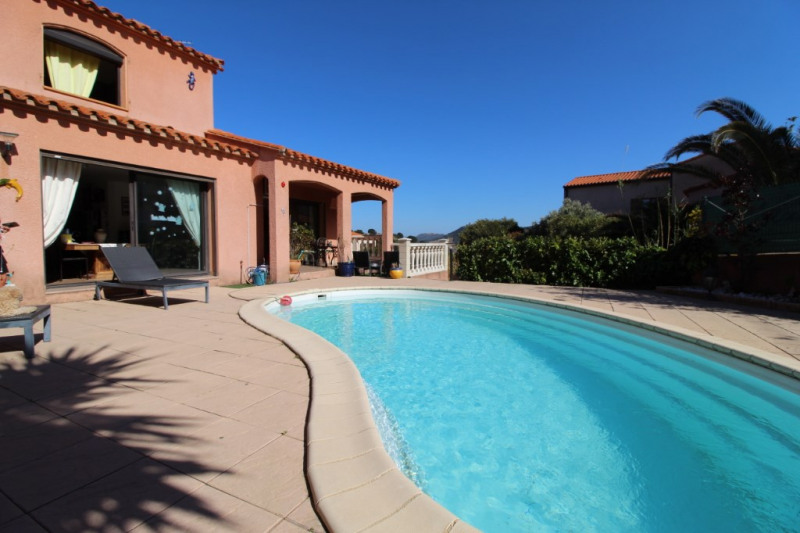 Deluxe sale house / villa Collioure 595 000€ - Picture 1