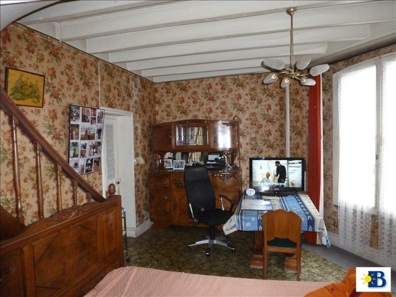 Vente maison / villa Naintre 71000€ - Photo 2