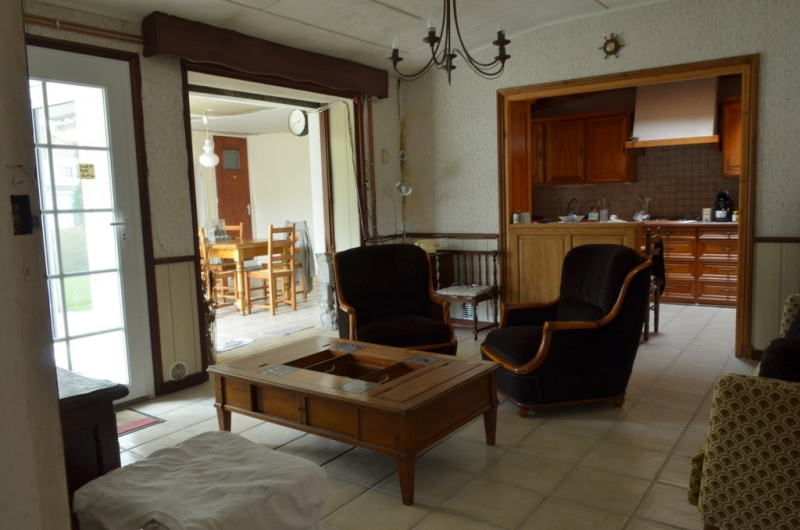 Vente maison / villa Antigny 112 000€ - Photo 2