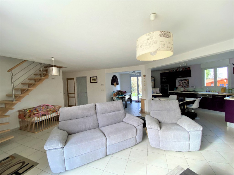 Sale house / villa Monnaie 362000€ - Picture 2