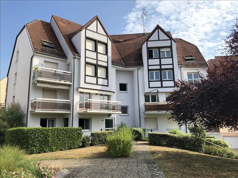 Vermietung wohnung Strasbourg 770€ CC - Fotografie 1