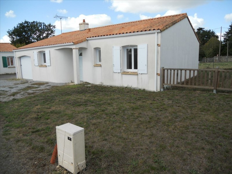 Sale house / villa La chapelle palluau 153 000€ - Picture 1