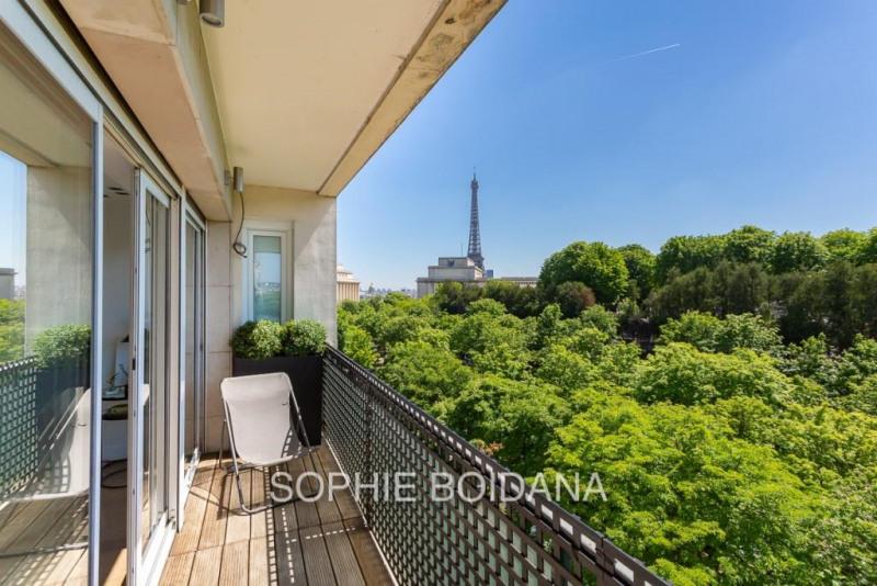 Vente de prestige appartement Paris 16ème 2150000€ - Photo 9
