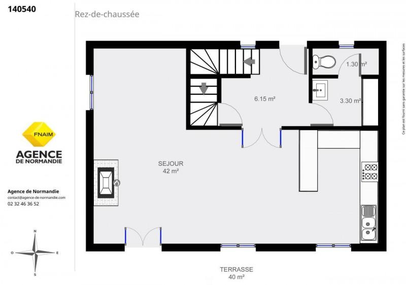 Sale house / villa Montreuil-l'argille 140000€ - Picture 6