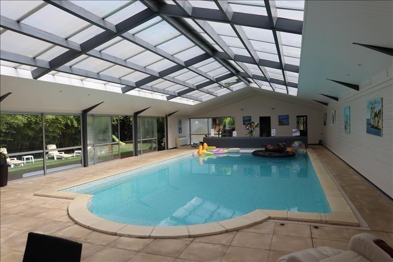 Deluxe sale house / villa Le gua 731000€ - Picture 8