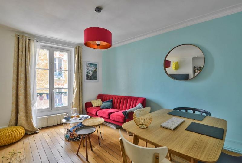 Verkoop  appartement Versailles 425250€ - Foto 1