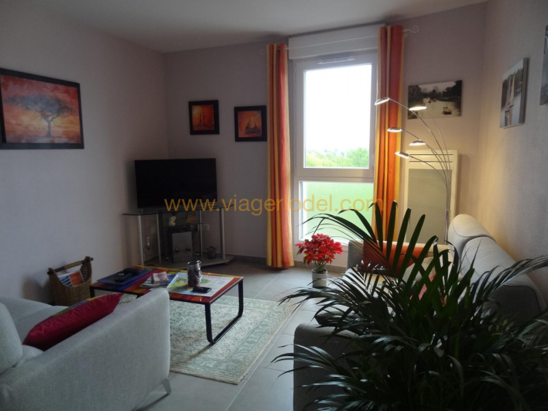 Viager appartement Lattes 140 000€ - Photo 1