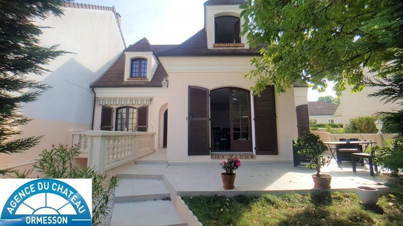 Vente maison / villa Ormesson sur marne 580000€ - Photo 1
