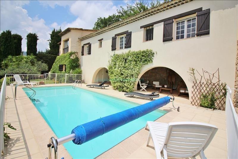 Vente de prestige maison / villa Peymeinade 820000€ - Photo 3