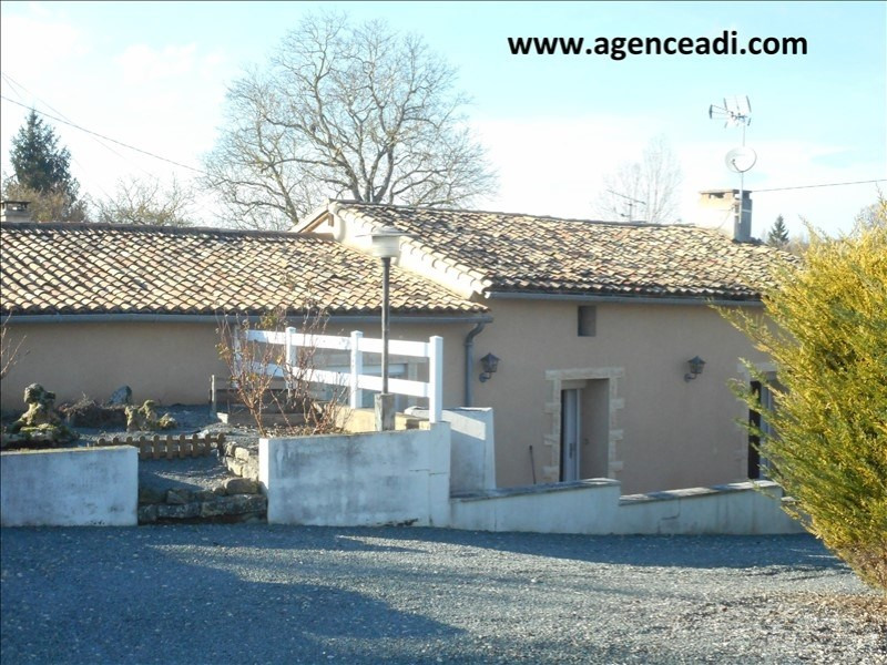 Vente maison / villa Pamproux 141 700€ - Photo 1
