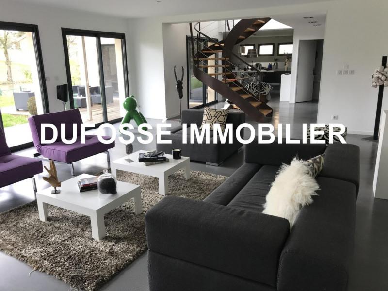 Deluxe sale house / villa Liergues 549000€ - Picture 1