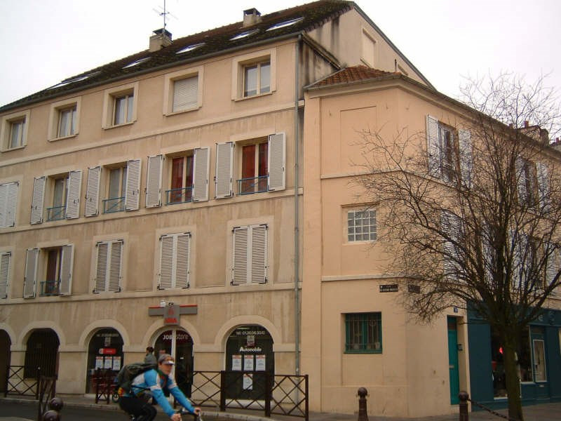 Rental apartment Poissy 757€ CC - Picture 4