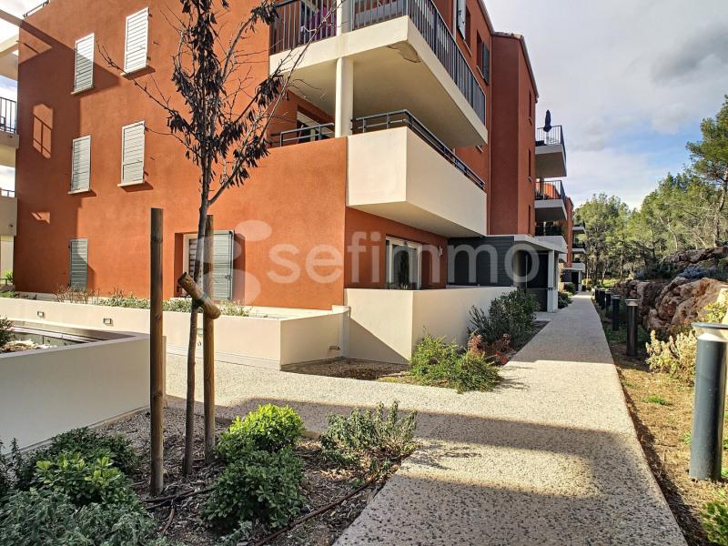 Rental apartment Châteauneuf-le-rouge 980€ CC - Picture 2